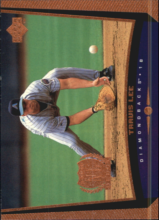 1999 Upper Deck #32 Travis Lee