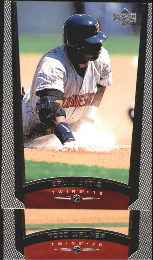 1999 Upper Deck #138 David Ortiz