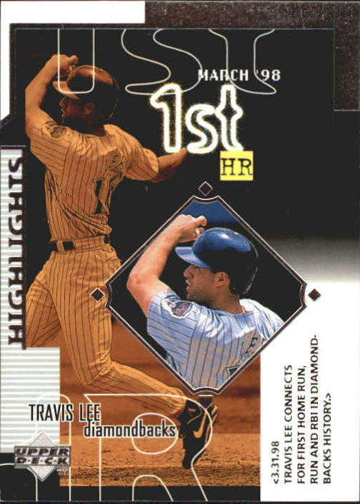 1999 Upper Deck #253 Travis Lee SH CL