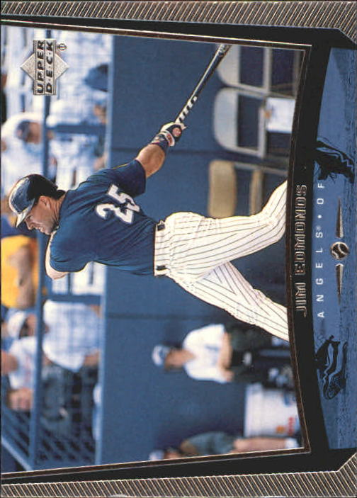 1999 Upper Deck #297 Jim Edmonds