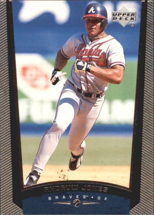 1999 Upper Deck #314 Andruw Jones