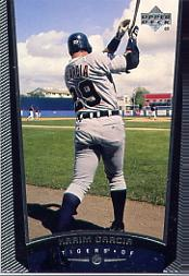 1999 Upper Deck #373 Karim Garcia