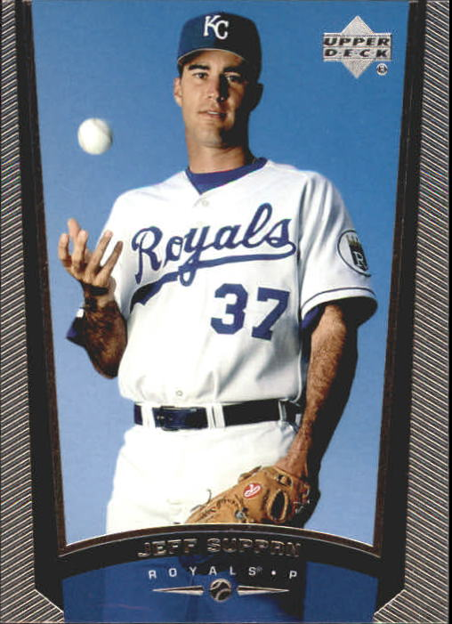 1999 Upper Deck #390 Jeff Suppan