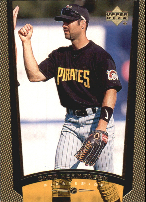1999 Upper Deck Exclusives Level 2 #462 Chad Hermansen