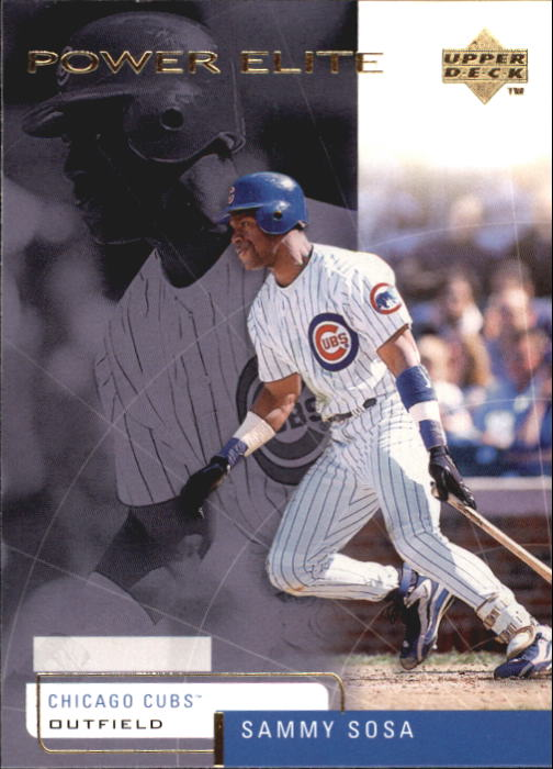 1999 Upper Deck Challengers for 70 #2 Sammy Sosa