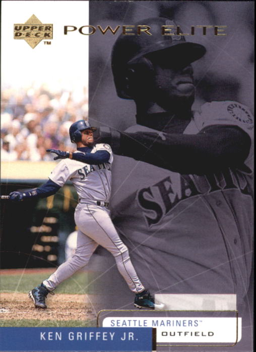 1999 Upper Deck Challengers for 70 #3 Ken Griffey Jr.
