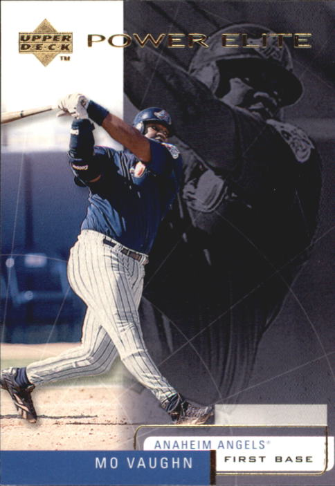 1999 Upper Deck Challengers for 70 #6 Mo Vaughn