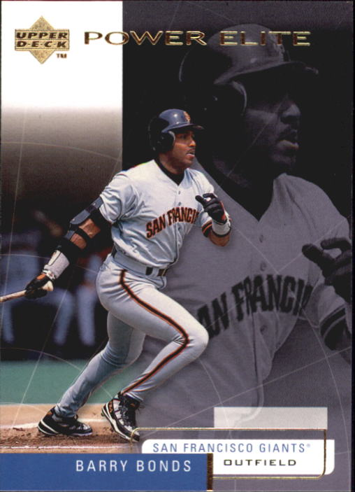 1999 Upper Deck Challengers for 70 #10 Barry Bonds
