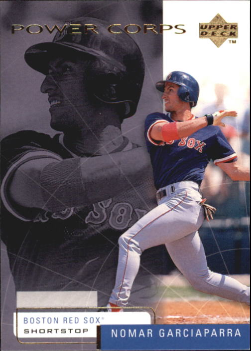 1999 Upper Deck Challengers for 70 #13 Nomar Garciaparra