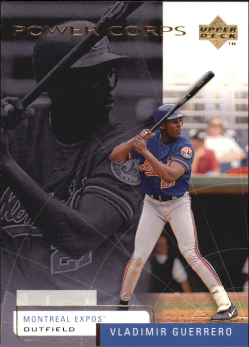 1999 Upper Deck Challengers for 70 #16 Vladimir Guerrero