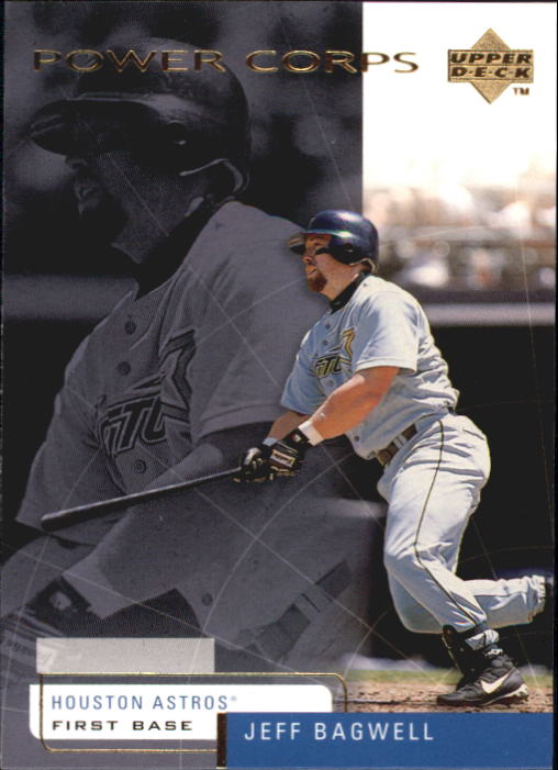 1999 Upper Deck Challengers for 70 #19 Jeff Bagwell