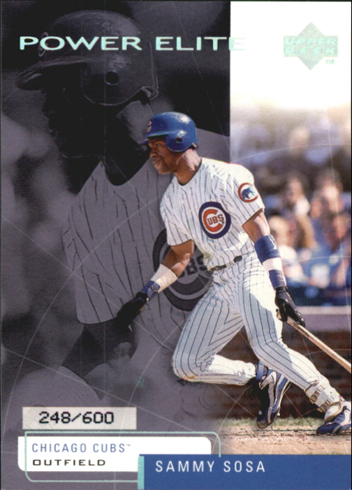 1999 Upper Deck Challengers for 70 Challengers Edition #2 Sammy Sosa