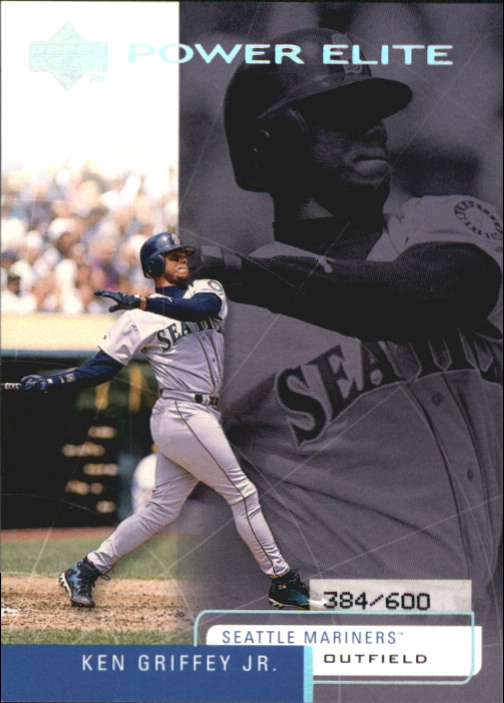 1999 Upper Deck Challengers for 70 Challengers Edition #3 Ken Griffey Jr.