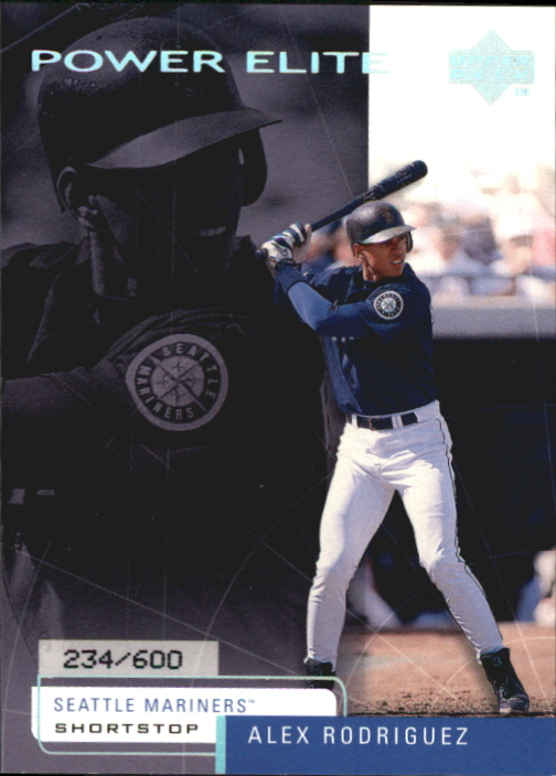 1999 Upper Deck Challengers for 70 Challengers Edition #4 Alex Rodriguez