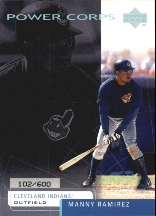 1999 Upper Deck Challengers for 70 Challengers Edition #28 Manny Ramirez