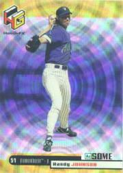 1999 Upper Deck HoloGrFX AuSOME #4 Randy Johnson