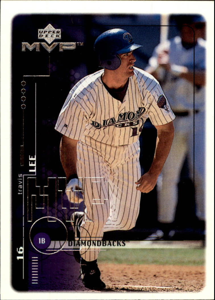 1999 Upper Deck MVP #10 Travis Lee