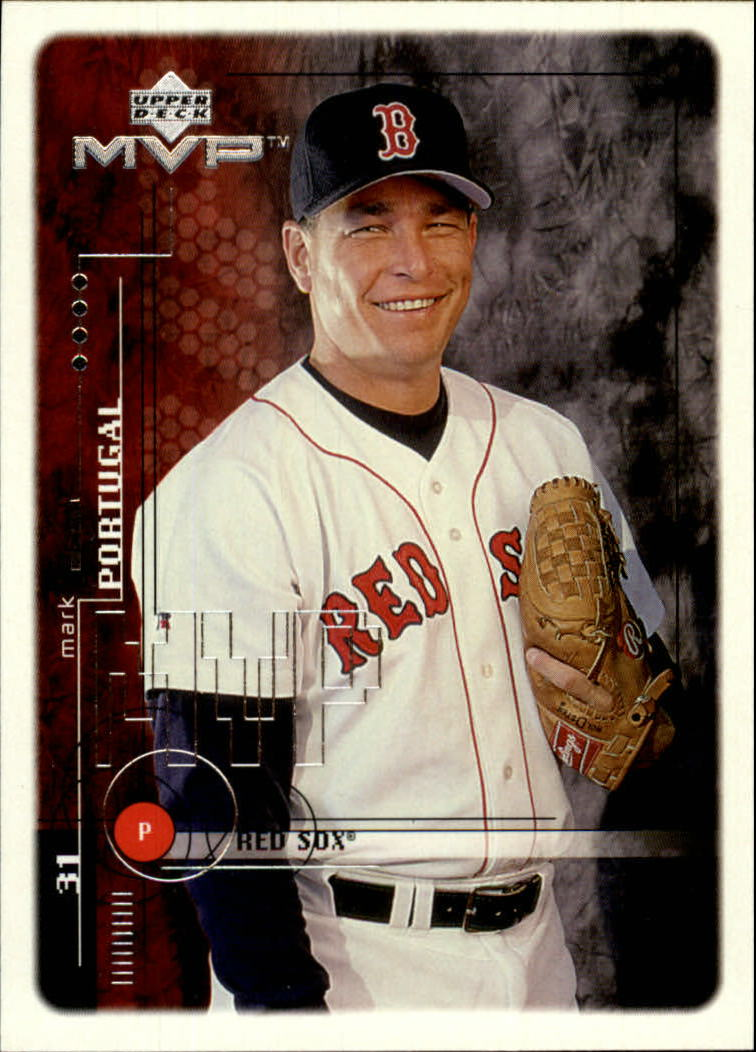 1999 Upper Deck MVP #36 Mark Portugal
