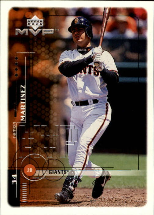 1999 Upper Deck MVP #187 Ramon E.Martinez RC