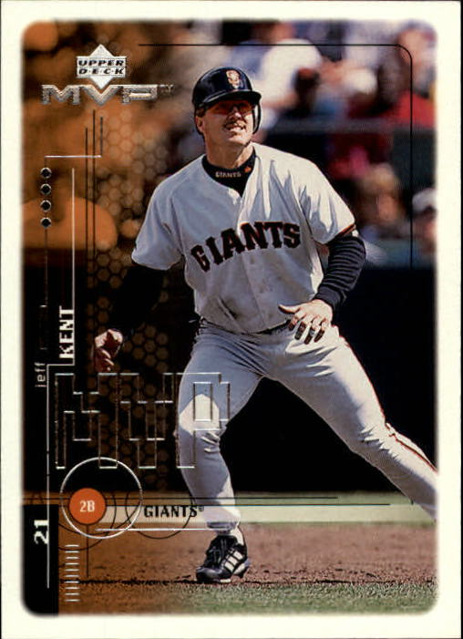 1999 Upper Deck MVP #188 Jeff Kent