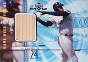 1999 Upper Deck MVP Game Used Souvenirs #GUKG Ken Griffey Jr.