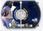 1999 Upper Deck PowerDeck #9 Tony Gwynn front image