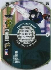1999 Upper Deck PowerDeck #12 Alex Rodriguez