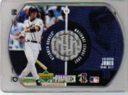1999 Upper Deck PowerDeck #14 Chipper Jones
