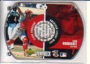 1999 Upper Deck PowerDeck #16 Ivan Rodriguez