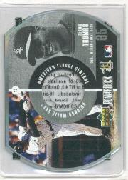 1999 Upper Deck PowerDeck #17 Frank Thomas