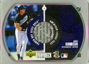 1999 Upper Deck PowerDeck #21 Jose Canseco