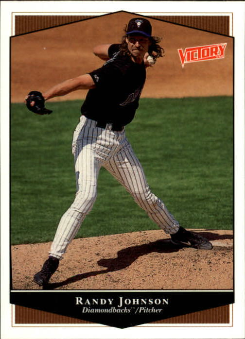 1999 Upper Deck Victory #16 Randy Johnson
