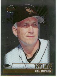 2000 Topps Chrome #238B C.Ripken MM 1991 MVP