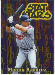 2000 Topps Chrome Own the Game #OTG4 Manny Ramirez