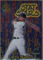 2000 Topps Chrome Own the Game #OTG13 Larry Walker