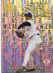 2000 Topps Chrome Own the Game #OTG16 Pedro Martinez