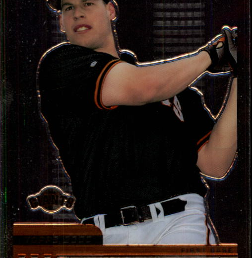 2000 Topps Chrome Traded #T17 Sean McGowan RC
