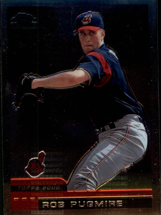 2000 Topps Chrome Traded #T23 Jason Stumm