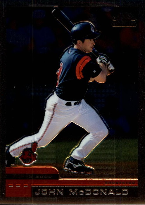 2000 Topps Chrome Traded #T27 John McDonald