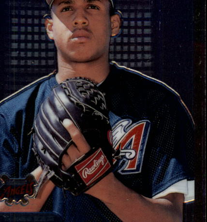 2000 Topps Chrome Traded #T38 Francisco Rodriguez RC