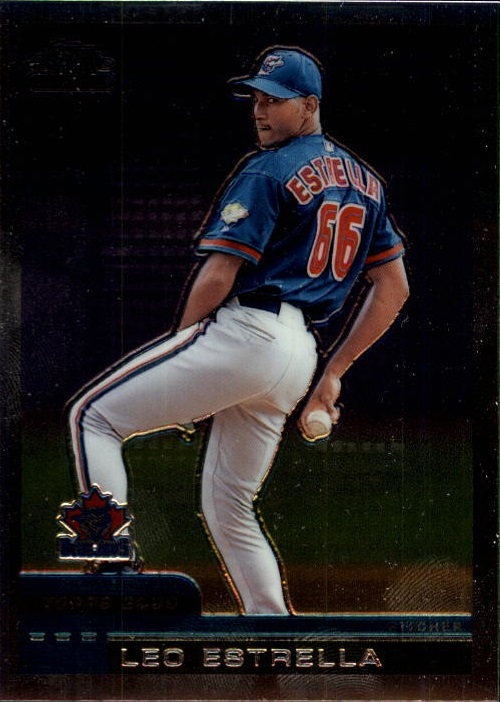 2000 Topps Chrome Traded #T56 Leo Estrella RC