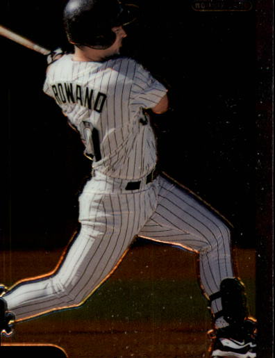 2000 Topps Chrome Traded #T61 Aaron Rowand RC
