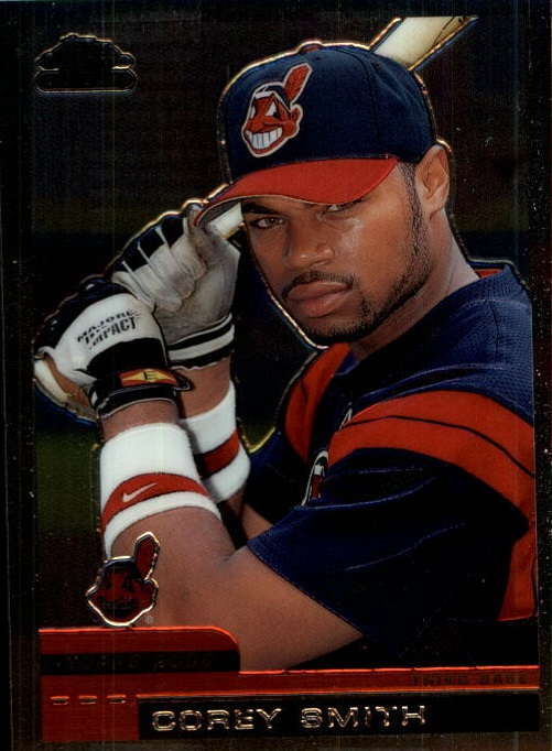 2000 Topps Chrome Traded #T85 Corey Smith RC