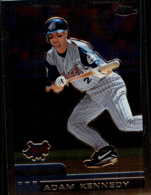 2000 Topps Chrome Traded #T93 Adam Kennedy