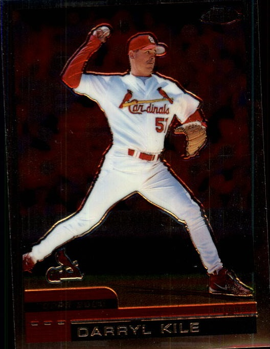 2000 Topps Chrome Traded #T94 Darryl Kile front image