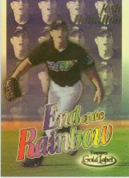 2000 Topps Gold Label End of the Rainbow #ER3 Josh Hamilton