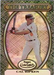 2000 Topps Gold Label The Treasury #T7 Cal Ripken