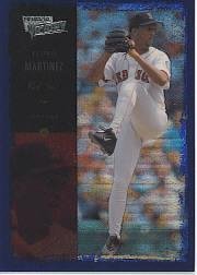 2000 Ultimate Victory #26 Pedro Martinez