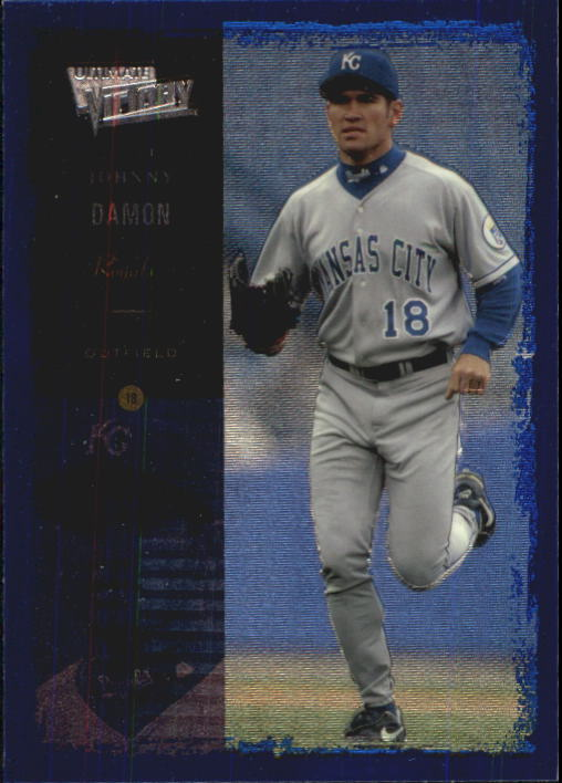 2000 Ultimate Victory #30 Johnny Damon