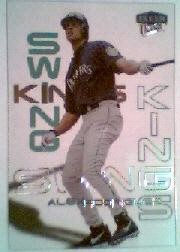 2000 Ultra Swing Kings #10 Alex Rodriguez